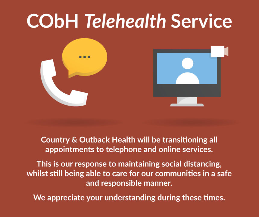 CObH Telehealth Services
