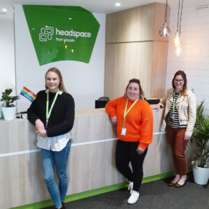 Port Lincoln headspace open!
