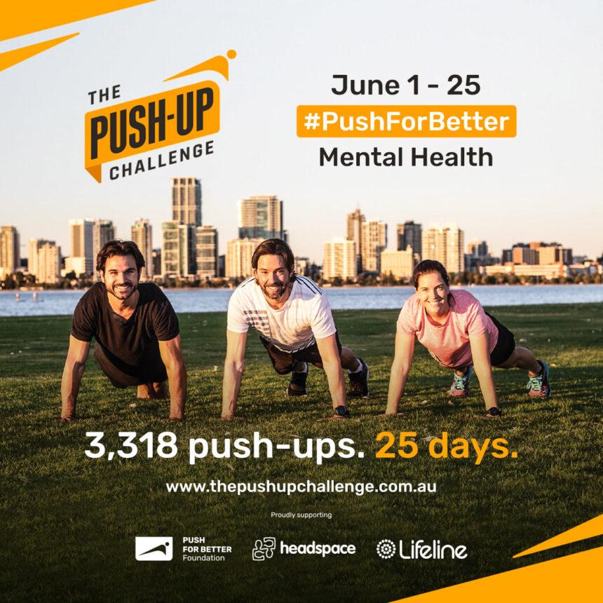 The Push Up Challenge